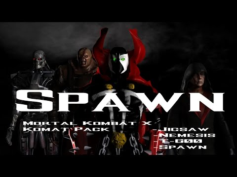 Image 3 - MKX - [ MK2 Skin Pack ] by King Kolossos mod for