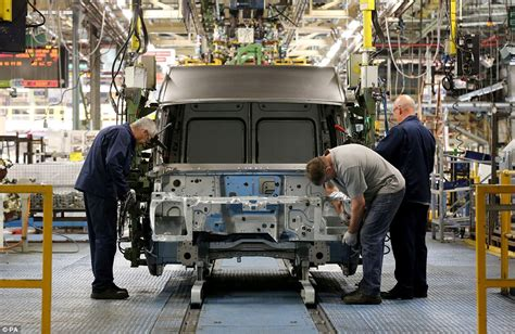End of an era in British car manufacturing: Inside the