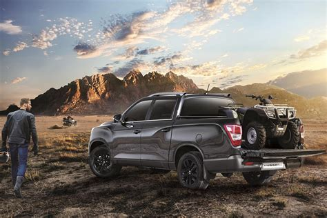 Ssangyong Musso Grand pickup truck | Parkers