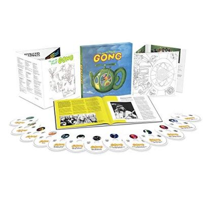 LOVE FROM THE PLANET GONG 13 CD | MG Records DVD, CD