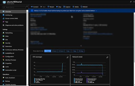 Serial console for Azure VMs now generally available