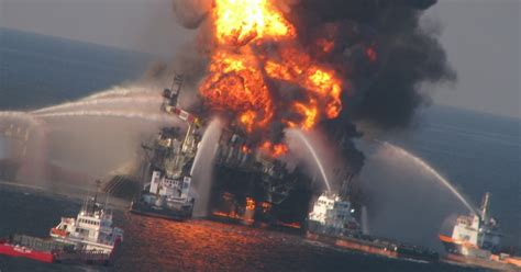As Record Settlement Announced Over BP Gulf Oil Disaster