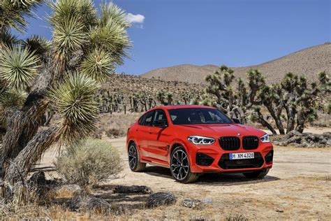 Wallpaper Of The Day: 2020 BMW X4M | Top Speed