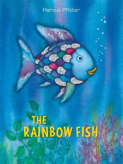 The Rainbow Fish | Book by Marcus Pfister, J Alison James