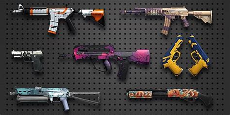 The 10 Best Community-Made CS:GO Weapon Skins in the Steam