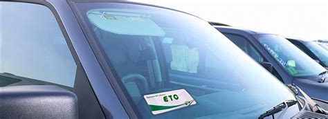 RFID UHF Windshield Tag for Parking & Access Control