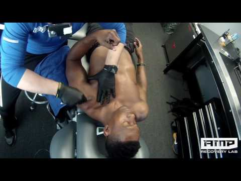 Hawkins' test for subacromial impingement or rotator cuff