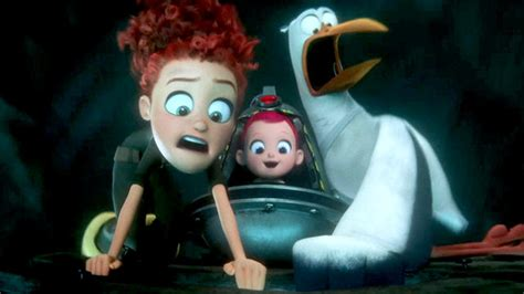 """Movie Review: Dizzy """"Storks"""" deliver the laughs   Movie Nation"""