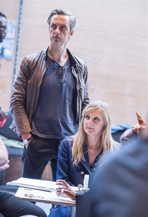Photo Flash: Inside Rehearsal for THE SEAGULL at the Lyric