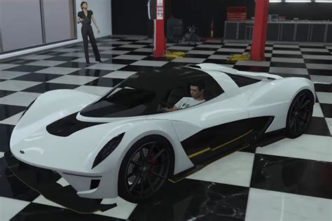 Fastest Cars In GTA Online – The Ultimate Guide   Drifted