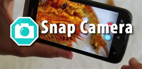 Featured Android App Review: Snap Camera HDR [Photography]