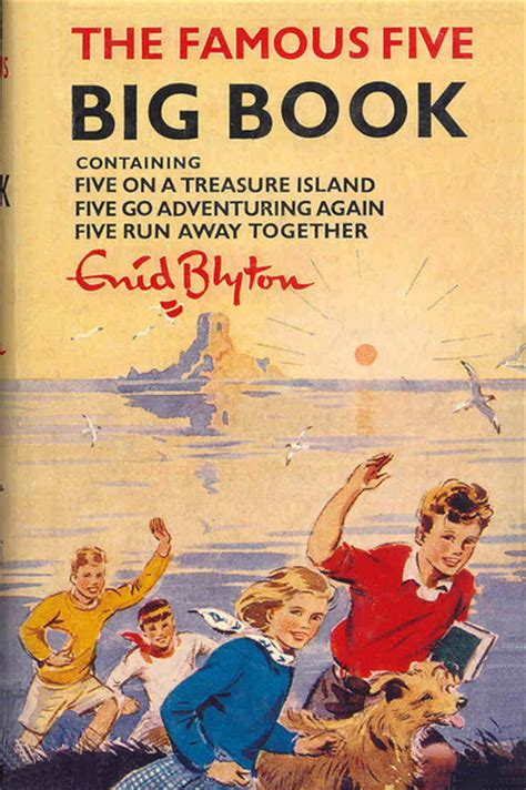 The Famous Five Big Book by Enid Blyton