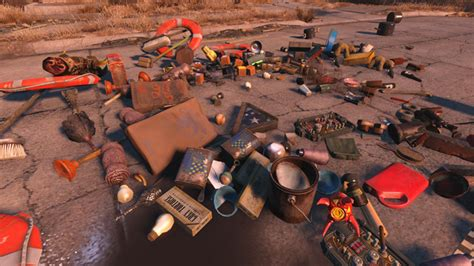 How to scrap junk in Fallout 4 | Tom's Hardware Forum