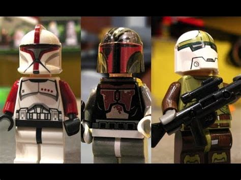 NEW LEGO Star Wars 2013 Summer Sets & Minifigures - YouTube