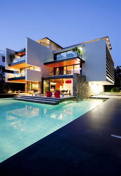 35 Modern Villa Design That Will Amaze You – The WoW Style