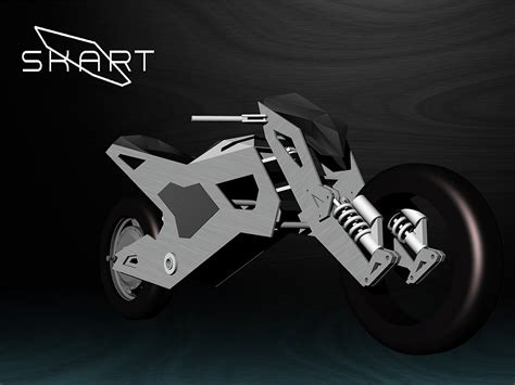 Skart Electric motorcycle founder inspired by American OCC