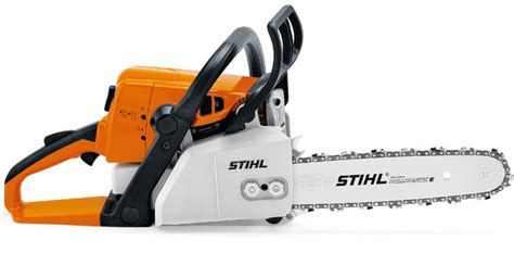 MS 250 - Powerful occasional use chainsaw, ideal for the