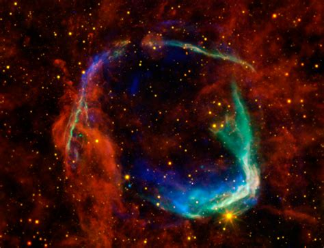 Space in Images - 2014 - 12 - Multicoloured view of