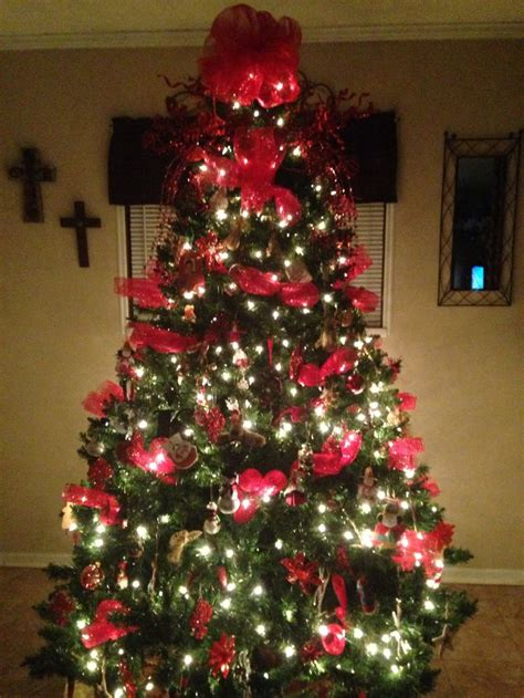 44 Awesome Christmas Tree Decorations With Mesh