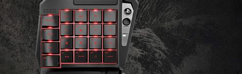 HORI PlayStation 4 TAC Pro Type M2 Programmable KeyPad and
