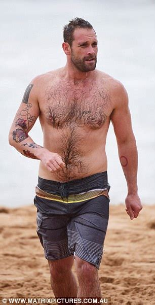 George Mason fights Home And Away's Patrick O'Connor