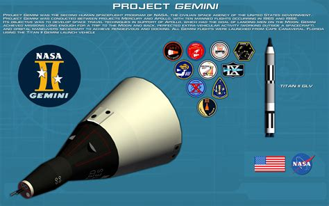 Project Gemini Tech Readout [new] by unusualsuspex on