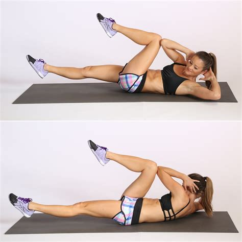 Circuit Three: Bicycle Crunch | Full Body Circuit Workout