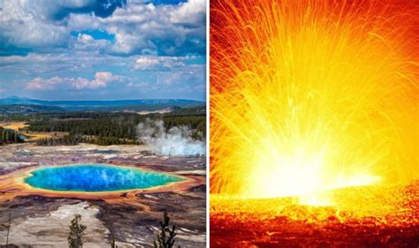 Yellowstone volcano 'is set to BLOW and government won't