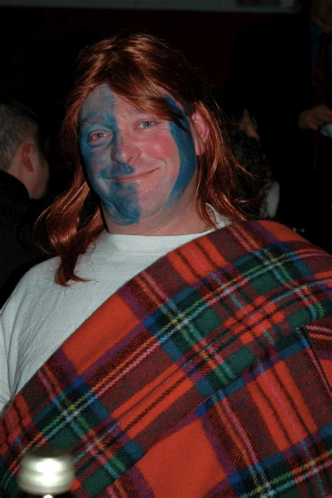 File:Cosplayer of William Wallace, Braveheart 20060729