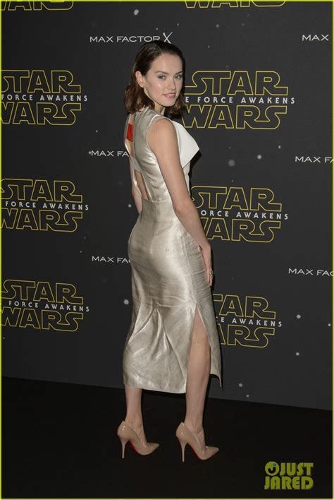 Daisy Ridley Says Fans Are Already Getting Tattoos of Her