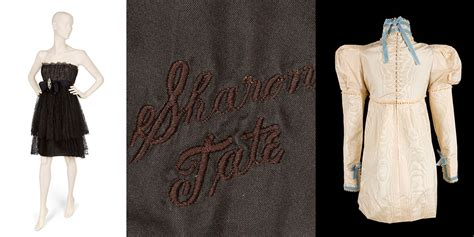 Sharon Tate Wedding Dress And Other Macabre Personal Items