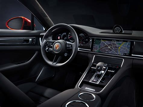 2021 Porsche Panamera Gets More Power, Sleeker Styling and