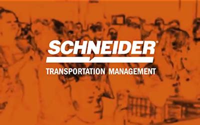 A Day in the Life of a Schneider Transportation Management