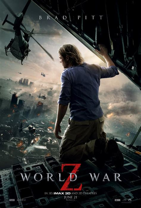 World War Z (2013) …review and/or viewer comments