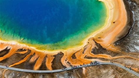 The Yellowstone Supervolcano Goes Viral   The New Yorker