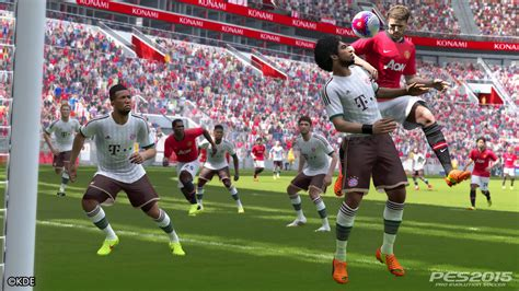 PES 2015 Screenshots - Released 3 July 2014 - PES Patch
