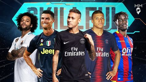 Top 10 Skillful Players in Football 2019 HD - YouTube