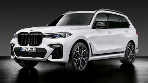 BMW M Performance Parts make X5 M, X6, X6 M and X7 look