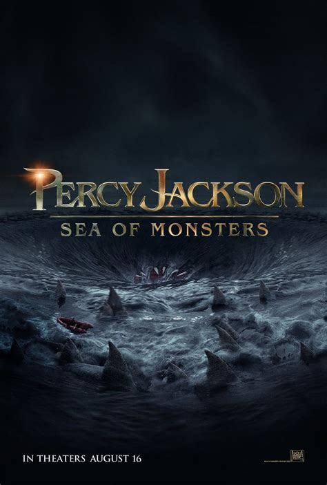 Percy Jackson : Sea of Monsters - Movie Review