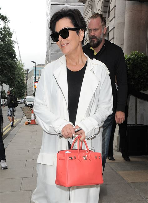 We Did the Math: Here's What Kris Jenner's Hermès