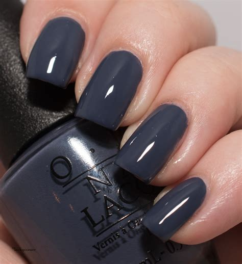 Lacky Corner: OPI - Less Is Norse