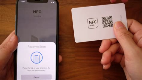 How to Scan NFC (iPhone 7, 7 Plus, 8, 8 Plus, X) - YouTube