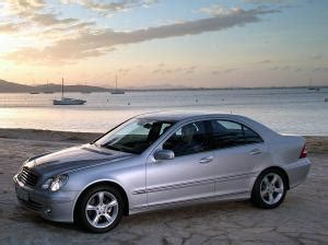 2004 Mercedes-Benz C 220 CDI W 203 specifications, carbon
