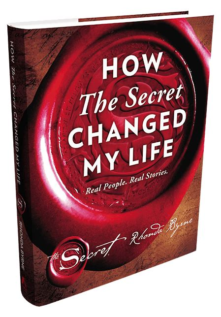 How The Secret Changed My Life | Book | The Secret