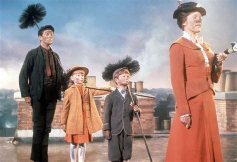 """The plot of the new """"Mary Poppins"""" movie is actually not"""