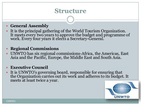 About UNWTO