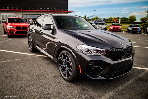 2020 BMW X3 M and X4 M Competition First Drive: SUVs