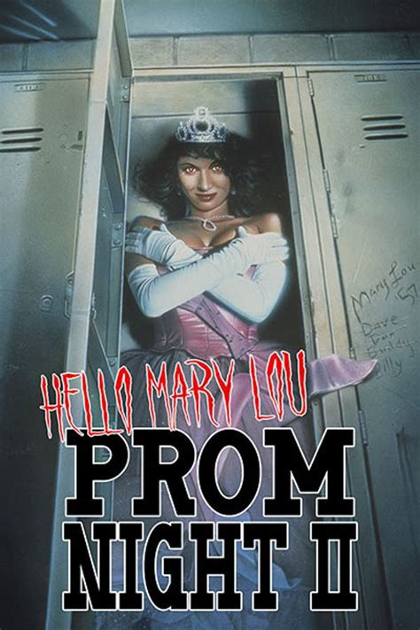 Prom Night 2: Hello Mary Lou   Ad-Free and Uncut   SHUDDER