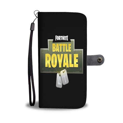 Awesome Fortnite Battle Royale Phone Wallet Case - Awesome