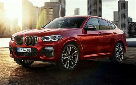 2018 BMW X4 M40d - Wallpapers and HD Images | Car Pixel